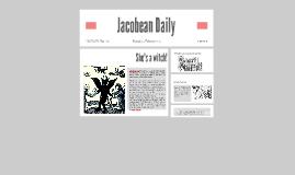 Jacobean Daily