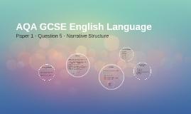AQA GCSE English Language