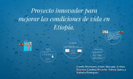Proyecto innovador para