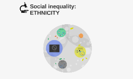 Social inequality: ETHNICITY