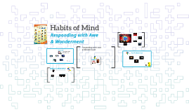 Habits of Mind - Responding with Awe & Wonderment