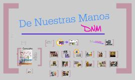 De Nuestras Manos - Daniela RdCV