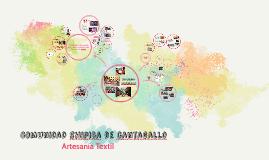 Comunidad shipiba de cantagallo