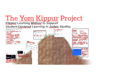 The Yom Kippur Project