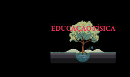 Interdisciplinaridade Educação Física
