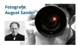 Fotografía August Sander