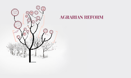 HISTORY OF AGRARIAN
