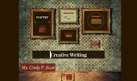 Copy of Creative Writing