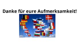 Von der EGKS zur EU / history of EU