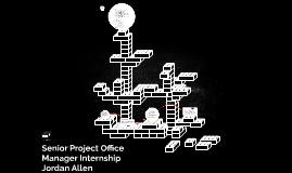 Senior Project Office Manager Internship
