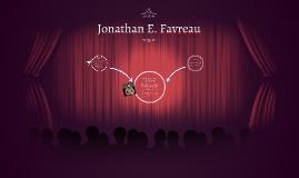 Jonathan E. Favreau