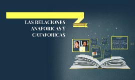Copy of LAS RELACIONES ANAFORICAS Y CATAFORICAS