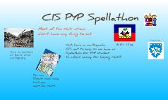 Concordian PYP Spellathon