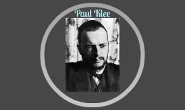 Rosaleda de Paul Klee