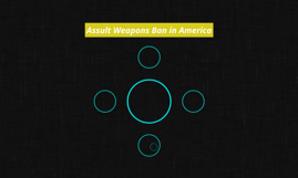 Assult Weapons Ban in America