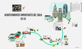 Copy of ACONTECIMIENTOS IMPORTANTES DEL SIGLO XV-XX