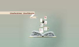 Copy of Sprachursprung/-theorien