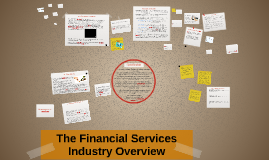 Financial Services Industry overview