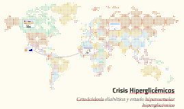 Crisis Hiperglicémicas