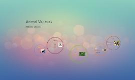 Animal Varieties