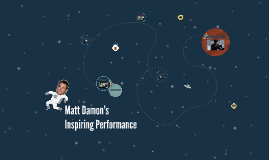 Matt Damon's Inspiring Performance