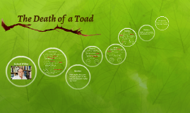 The Death of a Toad