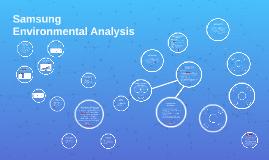 Copy of Samsung Environmental Analysis