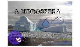 A Hidrosfera