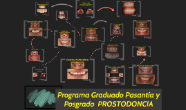 Postgrado de Odontología con énfasis en PROSTODONCIA