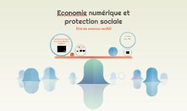 Economie numérique et protection sociale