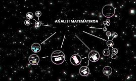 Analisi matematikoa 3. ebaluaketa
