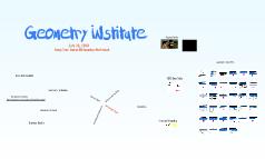 Geometry Institute