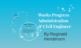 Works Progress Administration(WPA)