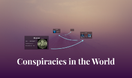 Conspiracies in the World