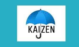 Kaizen - continuos improvement