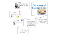The Science of Baking a Cake