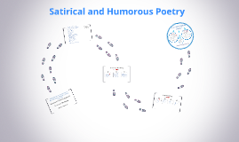 Satirical and Humorous Poetry