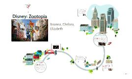 Disney: Zootopia