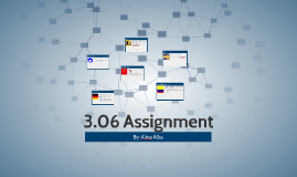 3.06 Assignment
