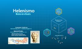 Helenismo - Historia de la filosofía