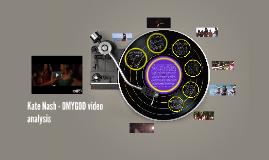 Kate Nash - OMYGOD video analysis