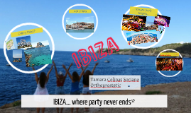 Copy of IBIZA... where party never ends