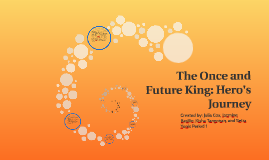 Copy of The Once and Future King: Heroes Journey