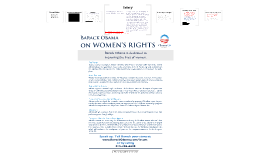 Copy of Women's Rights