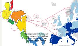 La coop Internacional como instrumento de política internacional