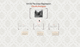 04.05 The Great Depression