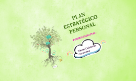 Copy of PLAN ESTRATEGICO PERSONAL