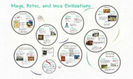 aztec maya inca civilization by judy wright on prezi rh prezi com Compare Mayan Aztec and Inca Empires Aztec and Inca Comparison Chart