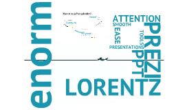 Lorentz lyceum Why Prezi?