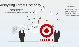 Analyzing Target